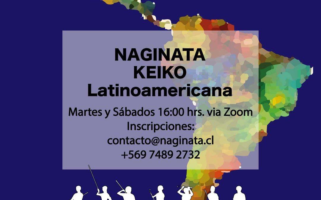 Naginata Latinoamericana